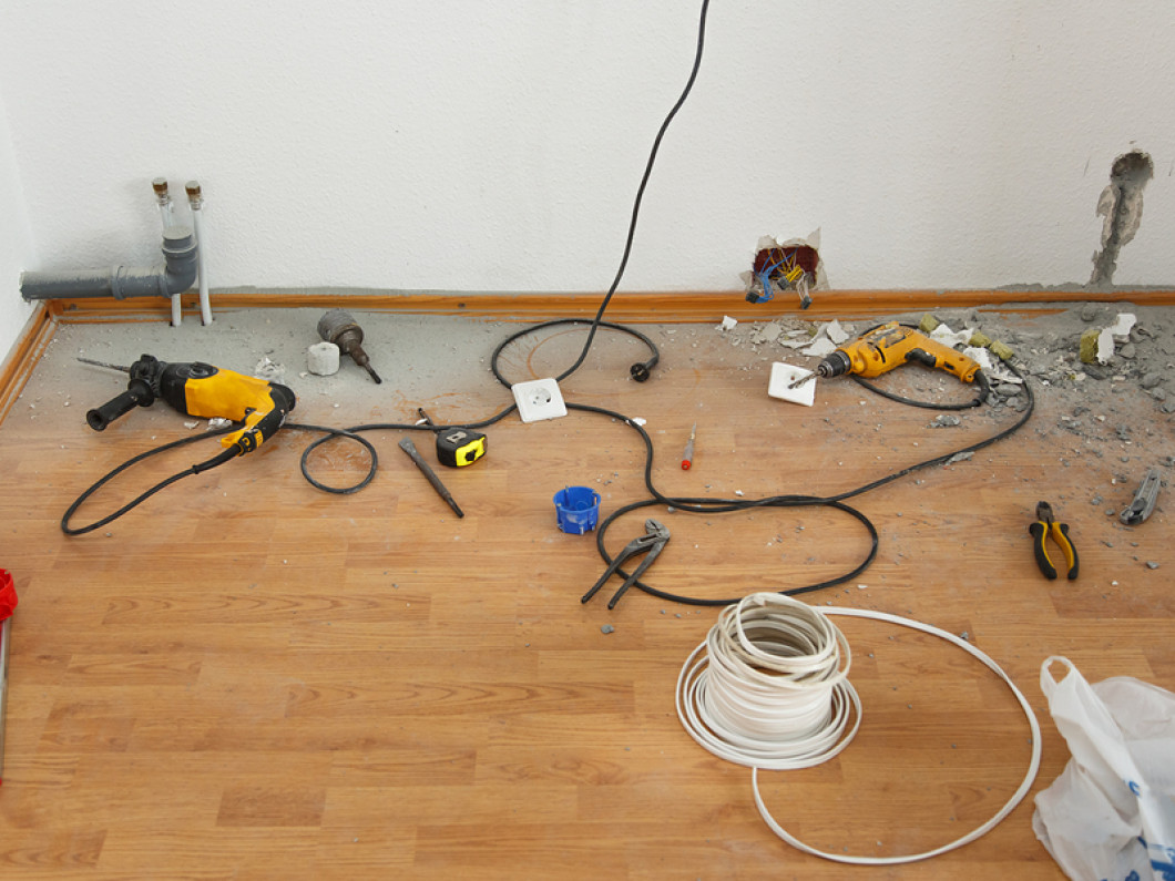 Rely on a Professional Electrician to Wire Your Remodel in Portland & Middletown, CT